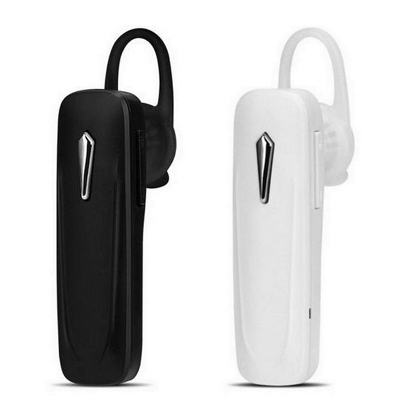 M163 Mini Bluetooth Headset Handsfree Wireless Earbuds Sport Stereo Bass  Earphones with Mic Invisible Earpieces for d2952f43548b