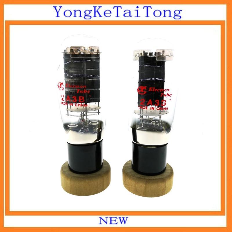 2PCS/LOT 2A3 HIFI  tube Shuguang 2A3B DIY2PCS/LOT 2A3 HIFI  tube Shuguang 2A3B DIY