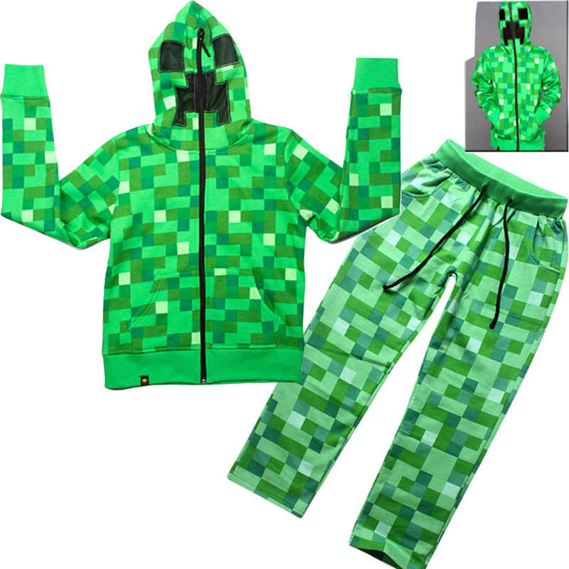 9b233f43 Detail Feedback Questions about 2pcs Kids Boys Minecraft Halloween ...