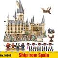 DHL 16060 Magie Film Spielzeug Kompatibel Mit 71043 Magic Castle Schule Set Bausteine Ziegel Kit Montage Kinder Spielzeug Geschenke