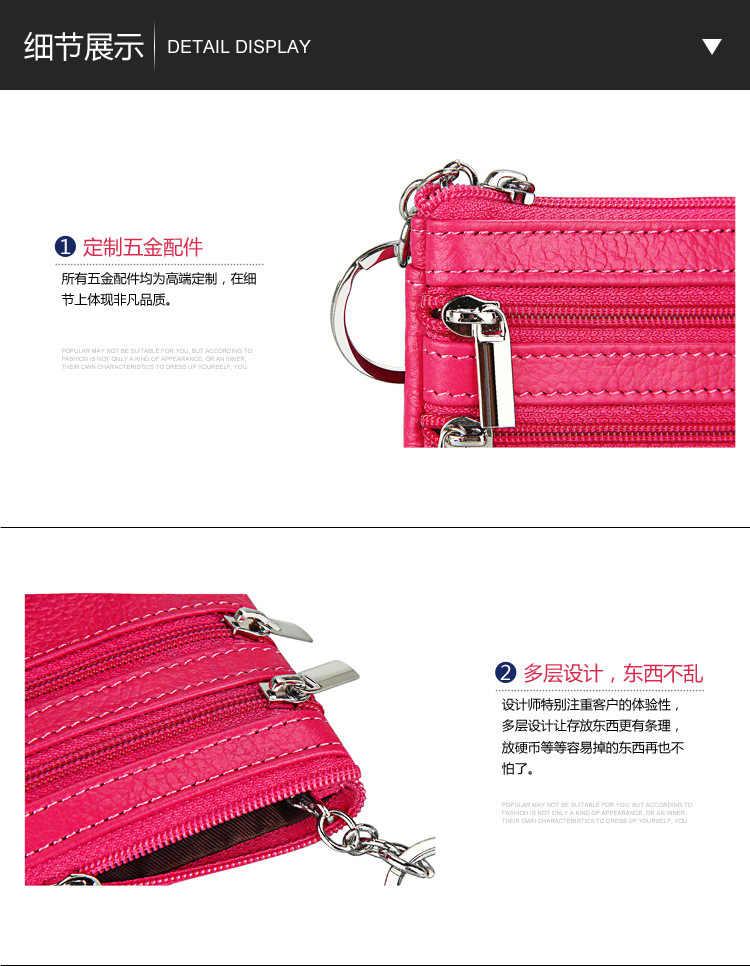 Etaofun бренд женский клатч кошельки оригинальный из натуральной кожи маленький кошелек для кредитных карт с держателем ключей хозяйственная сумка чехол
