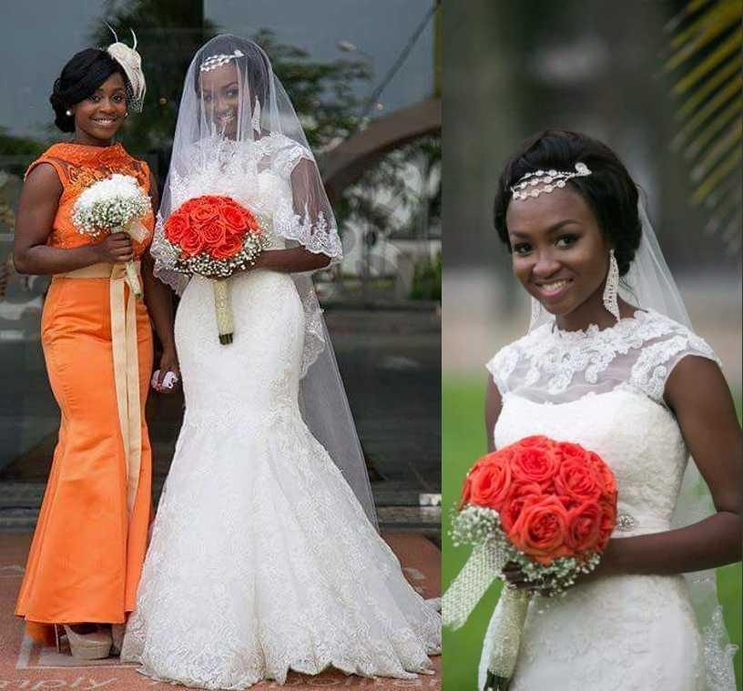 Wedding Gowns South Africa: Amazing Custom Made New South African Mermaid Wedding