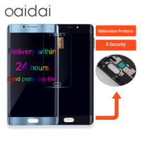 For Xiaomi Mi Note 2 Note2 LCD Display Touch Screen Mobile Phone Lcds Digitizer Assembly Replacement Parts With Free Tools