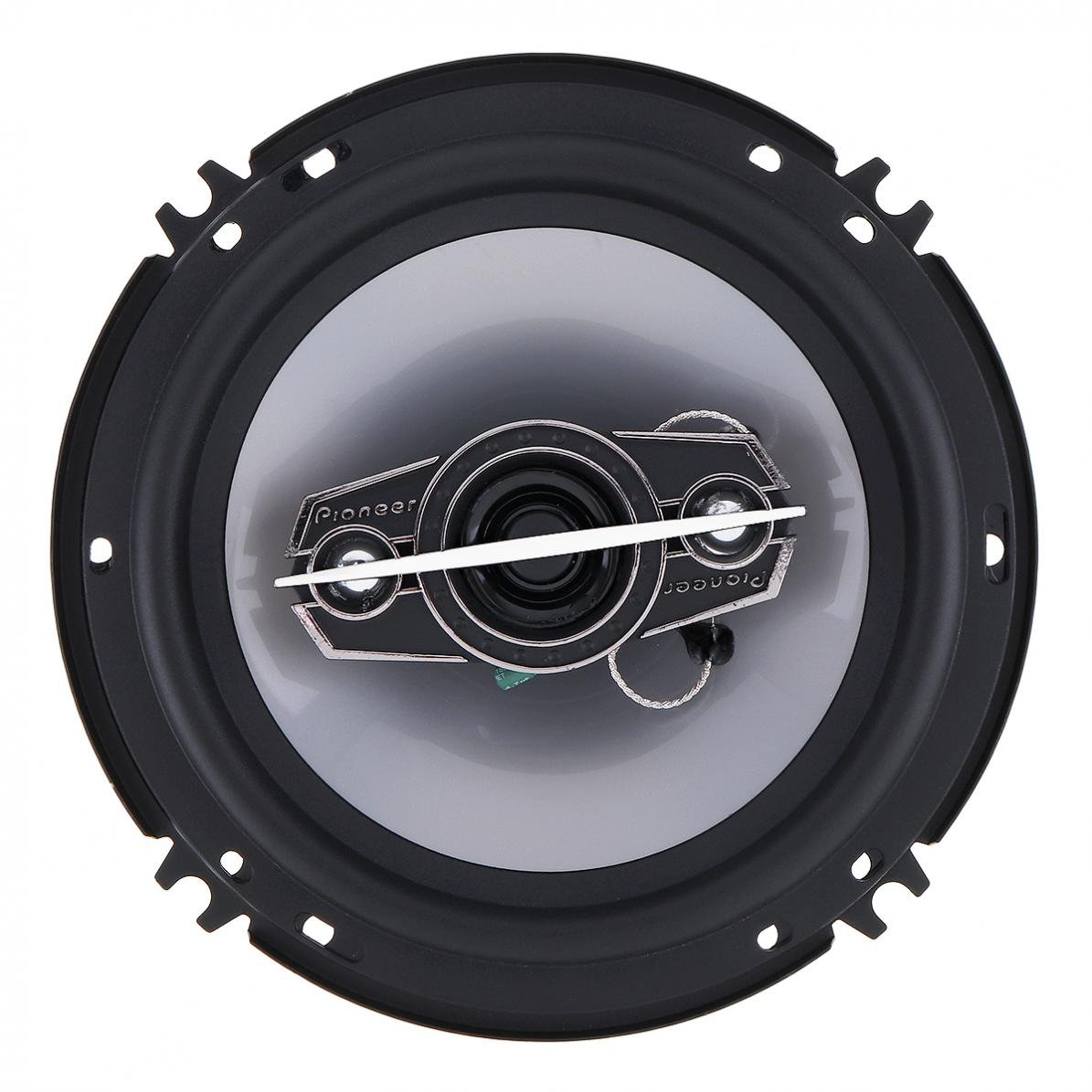2pcs 6 Inch 16cm 350W 4 Way Car Coaxial Auto Music Stereo Full Range Frequency Hifi Speakers Non destructive Installation in Coaxial speakers from Automobiles Motorcycles