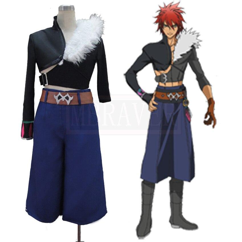 Aquarion EVOL Kagura Demuri Cosplay Costume
