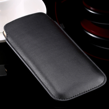 KISSCASE Universal Pull Tab Sleeve Pouch Case For iPhone 6 7