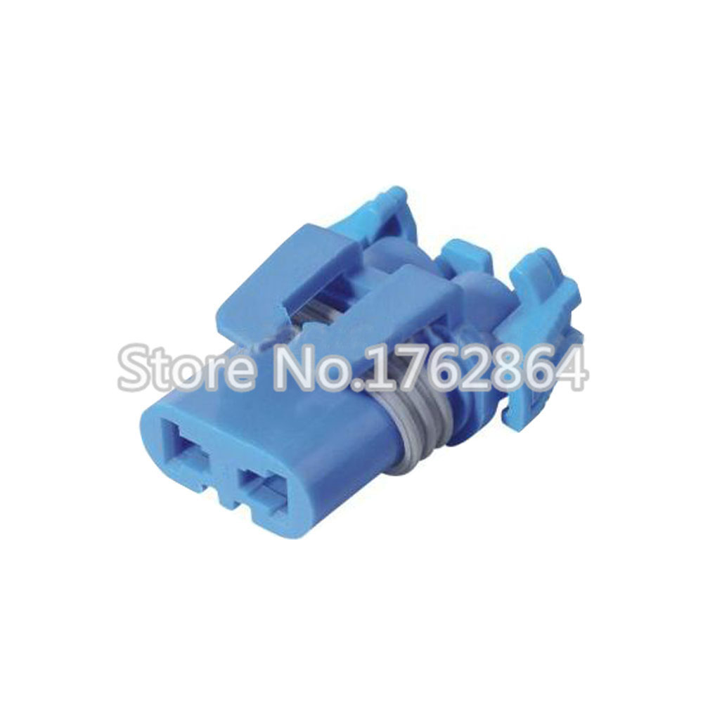 HID controller xenon lamp electrical wire connector DJ9006 2P in Connectors from Lights Lighting