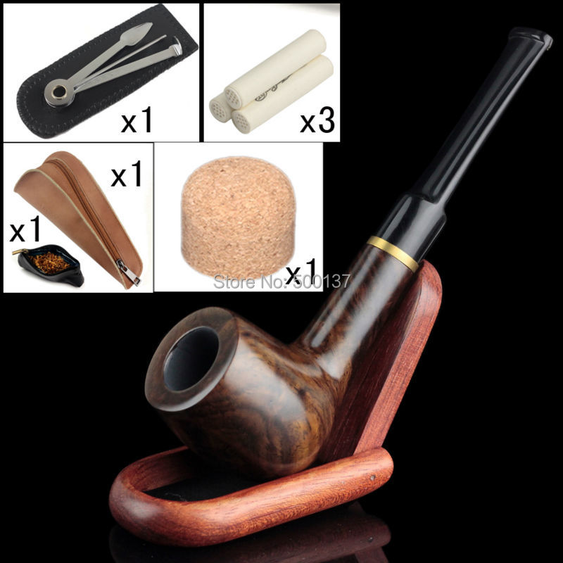 FIREDOG 6-in-1 Classic Health Wooden Smoking