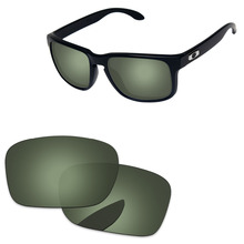 edfe9a3902 Green Black Polarized Replacement Lenses for Authentic Holbrook Sunglasses  Frame 100% UVA   UVB Protection