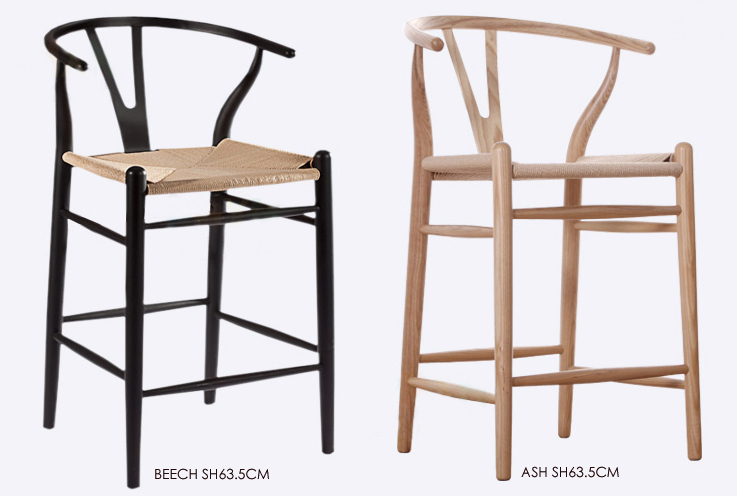 Aliexpress.com : Sitzhöhe 63,5 64 Cm Massivholz Moderne Design Barhocker  Hocker Mode Beliebte Holz Barhocker, Küche Zimmer Hoher Hocker Von  Verlässlichen ...