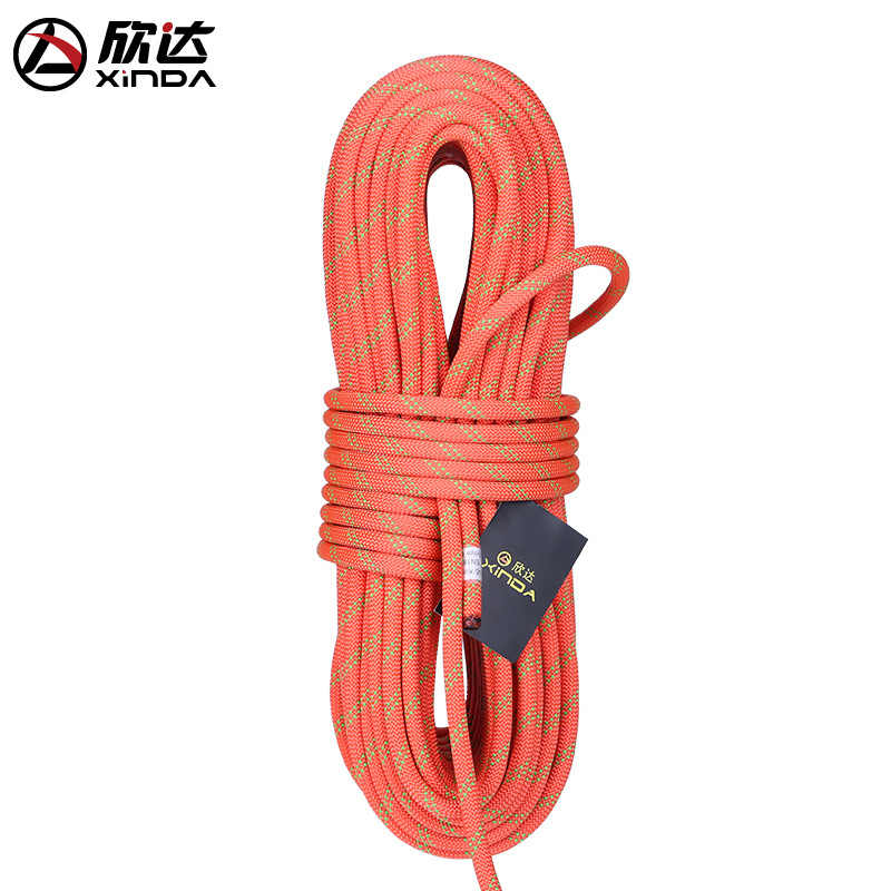 10//20//30m Mountaineering Rock Climbing Rope Safety Rescue Auxiliary Cord-Outdoor