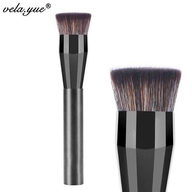 vela.yue Large Flat Perfecting Face Brush Premium Foundation Makeup Brush