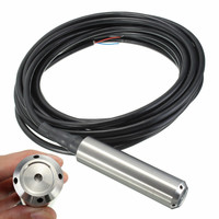 Top Selling 0 5mH2O 50kPa 6m Waterproof Explosion Proof Cable Submersible Level Transmitter Level Transducer Level