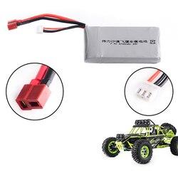 2S 7.4V 2700mah 20C Max 30C for Wltoys 12428 12423 1:12 RC Car Spare parts Rc Lipo Battery