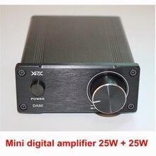 XRK DA50 HiFi Class d Audio Stereo Digital Power Amplifier T