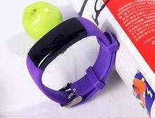 Smartch D21 браслет умный браслет Bluetooth 4.0 с сердечного ритма SmartBand трекер фитнес-браслет для IOS Android