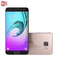 Samsung Galaxy A7 A7100 2016 Mobile Phone Dual Sim 5 5 3300mAh 3GB RAM 16GB ROM