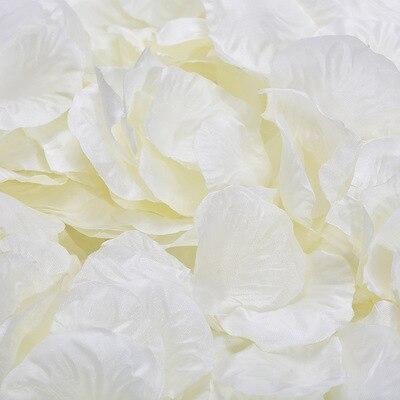 2000pcs/lot Wedding Party Accessories Artificial Flower Rose Petal Fake Petals Marriage Decoration For Valentine supplies 9