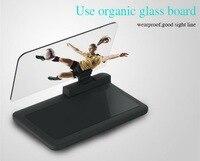 Universal H6 Head Up Display Car HUD Holder Wireless GPS Navigator Phone Smartphone Projector Reflection Board