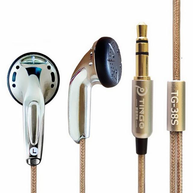 Venta caliente Go pro Accesorios Proyector Monopie Canturrea Tg-38s Tingo Auriculares Ergonómicos Pk Mx985 A8 Equilibrado de Alta Fidelidad En la Oreja los Auriculares