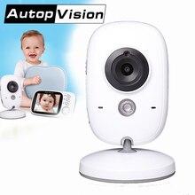 VB601 VB603 VB605 bezprzewodowy monitor kolorowy niania elektroniczna baby monitor wysokiej rozdzielczości niani kamera ochrony Night Vision dropshipping