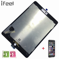 IFEEL 100 Tested Working Grade AAA LCD Display Touch Screen With Digitizer Replacement For Apple IPad