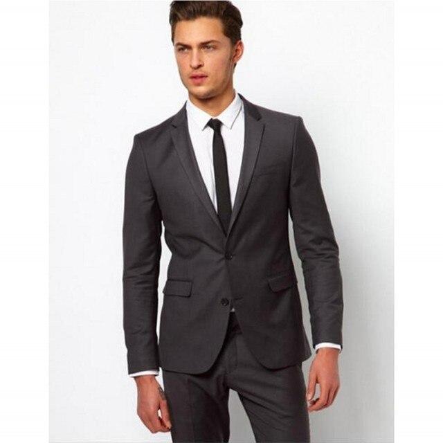 Бесплатная Доставка (куртка + Брюки) одиноких Мужчин Костюм 2 Шт. Набор Костюм Мужчины Свадебные Смокинги Стороны Куртка Моды для Мужчин Лучший Мужчина Горячей Продажи