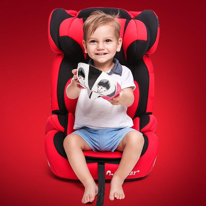 Siège auto enfant sécurité 9 mois à 12 ans siège auto enfant certification 3C - 2