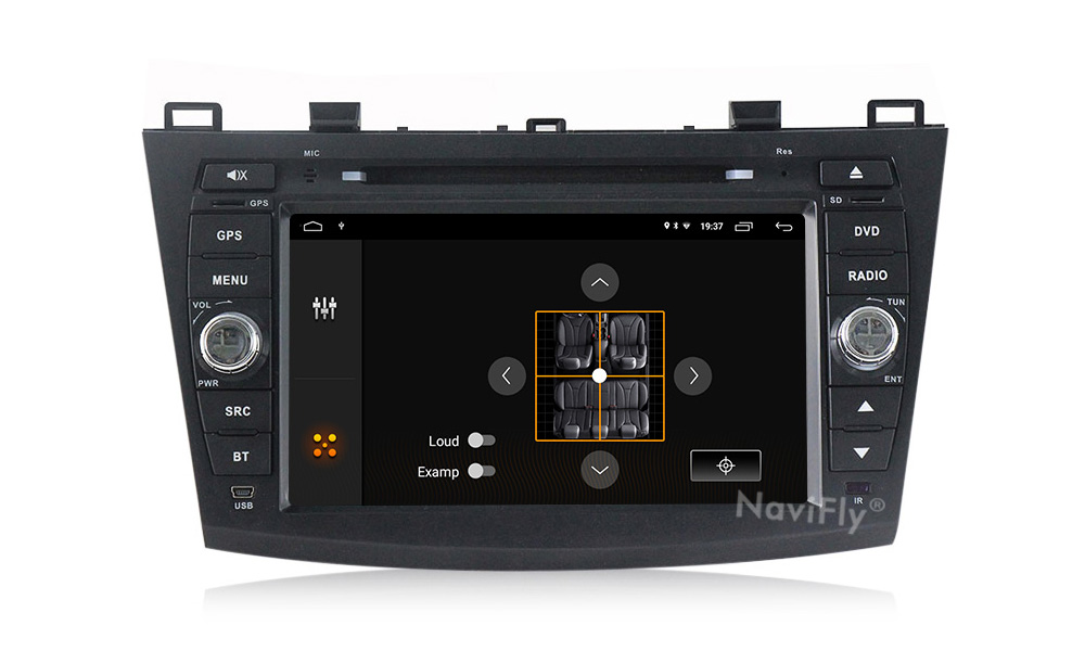 Best Android 9.1 Car Radio Multimedia for Mazda 3 Mazda 3 maxx Axela 2010-2013 2din car dvd gps navigation player headunit 14