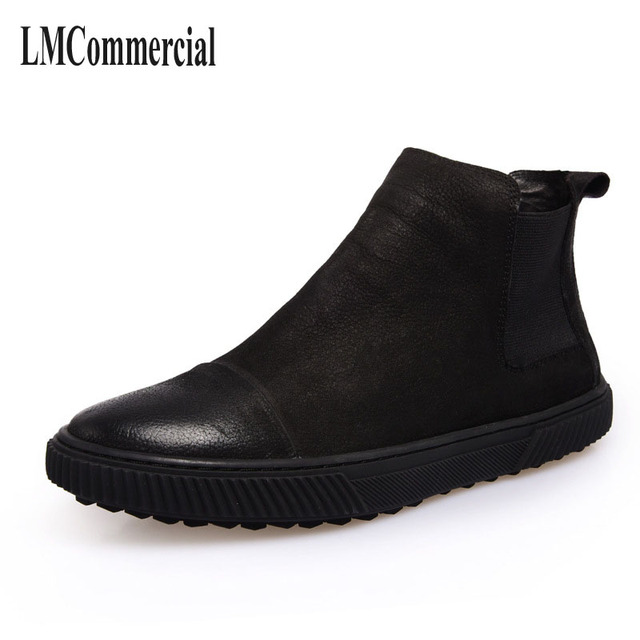 D'hiver Hommes Martin Bottes hommes chaussures ... h16ky
