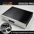 TOP Finished HIFI ES9028PRO DAC decoder Support XMOS USB / Amanero iis USB Card 384k/32bit  DSD-DOP