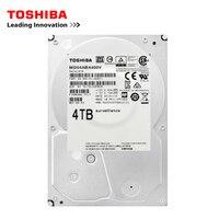 Бренд Toshiba 4 ТБ настольный компьютер 3,5 Внутренний механический жесткий диск SATA3 6 ГБ/сек. жесткий диск 4000 GB HDD 7200 RPM буфера