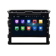 4GB RAM 9″ Octa Core Android 6.0 Car DVD Player for Toyota Land Cruiser 2016 2017 With Radio GPS 4G WIFI Bluetooth TV USB DVR