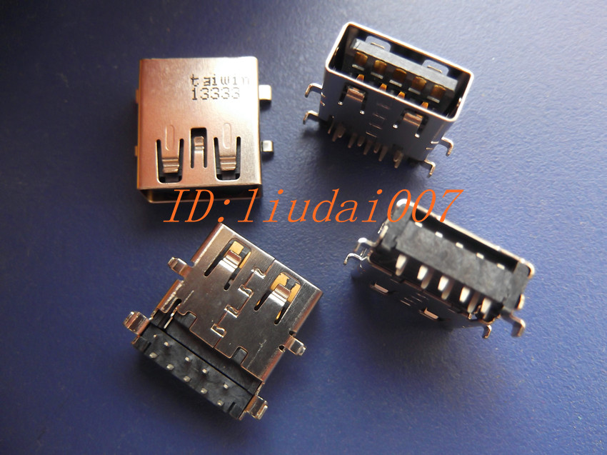 NEW USB 3.0 Interface Female USB Jack Connector Socket for Toshiba SONY samsung ASUS HP DELL ACER Laptop