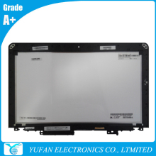 12.5″ Lcd Module For S1 Yoga S100 1920×1080 eDP LP125WF2(SP)(B1) Laptop Touch Screen Assembly Digitizer With Bezel 00HM912