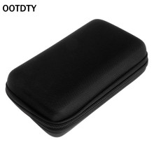 OOTDTY Multimeter Case Thickening EVA Box Tool Multipurpose Instrument Storage Bag