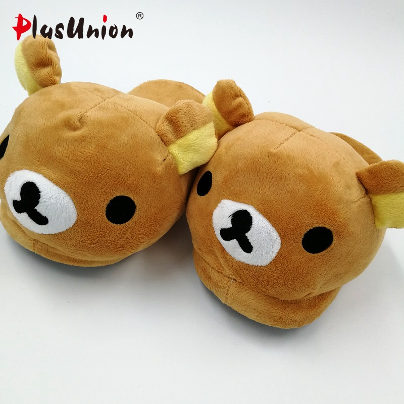 plush flat indoor cartoon flock adult furry slippers fluffy winter fur animal shoes rihanna house home women adult slipper anime plush winter emoji slippers indoor animal furry house home men slipper with fur anime women cosplay unisex cartoon shoes adult
