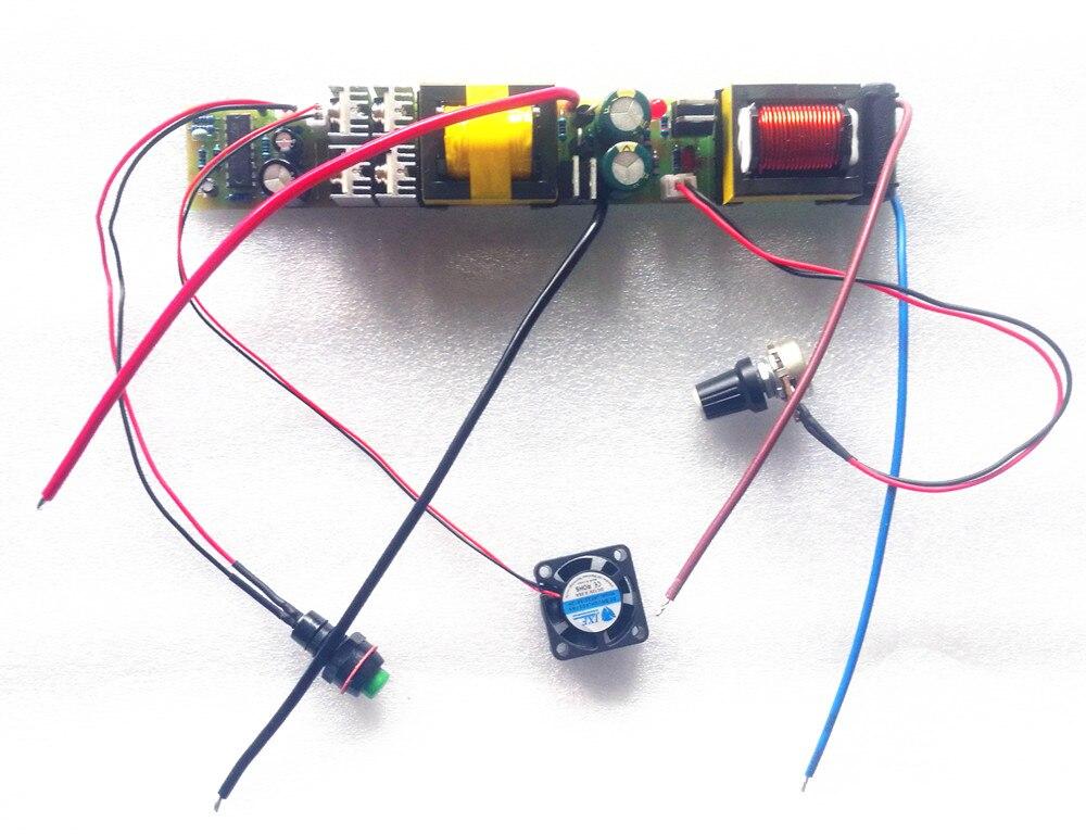 Ad Alta Potenza Singola Pole Macchina Scheda Principale 0 Tubo Integrato Asta Macchina Integrata Mini Bar Inverter Interruttore Del Ventilatore