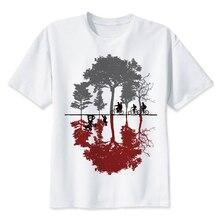 stranger things 2 T-Shirts men Fashion O-Neck Top Tee Shirt Men Hip Hop Streetwear Plus Size T Shirt Men