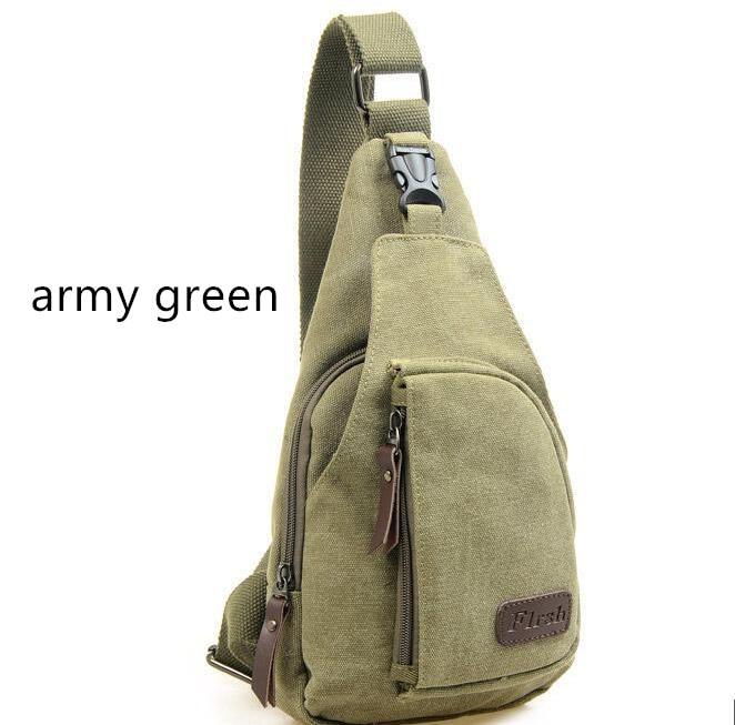 Fashion Man Shoulder Bag Men Canvas Messenger Casual Bags Travel Military Bag Simple utility Men Diagonal Backpack KJG3860#bag casual canvas satchel men sling bag