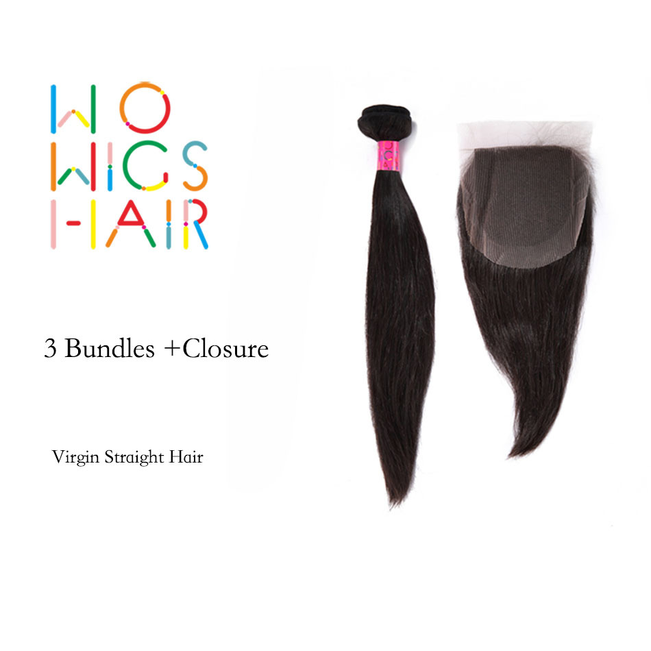 new used bundles with closure st 1111