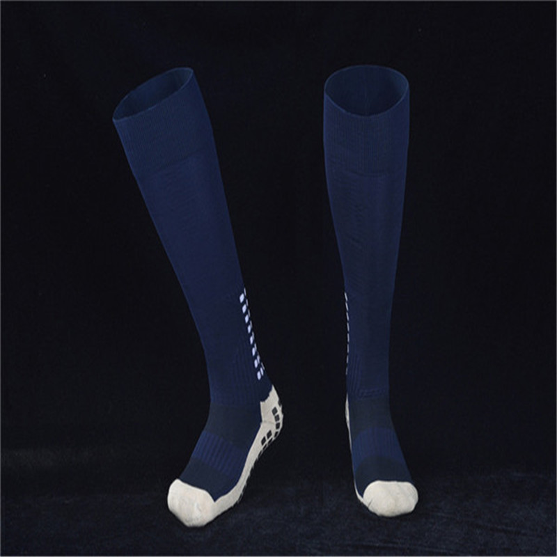 38e712768ddf 2 pairs Lot TOP Quality Anti Slip TockSox Football Socks Full Length Soccer  Socks 1 1 TruSox Calcetin Futbol Meias Calcetines on Aliexpress.com