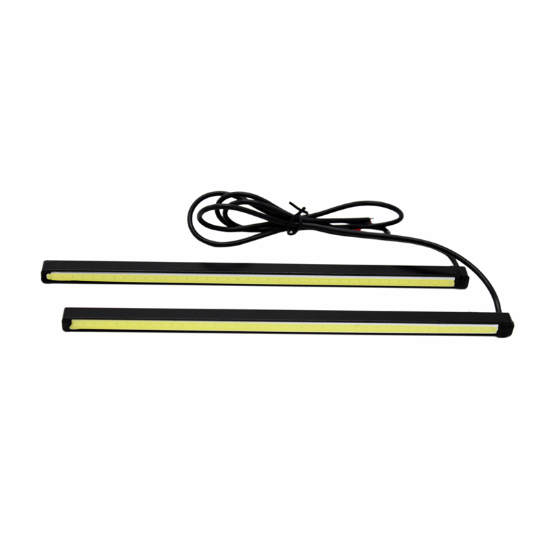 2 Pcs / Set SUNKIA Desain Baru 10 cm / 15 cm / 20 cm DRL LED Daytime - Lampu mobil - Foto 1