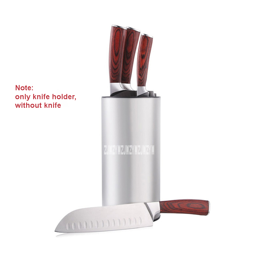 Creative Multifunctional Kitchen Knife Rack Stainless Steel Knife Holder Professional Kitchenware Storage Knife Racks Hot Sale