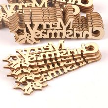Popular Merry Christmas Wooden Letters Buy Cheap Merry Christmas