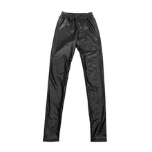 NEW WOMENS SEXY FASHION LEATHER LOOK HIGH WAISTED JEGGINGS / LEGGINGS