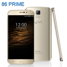 Original Umi Rome X Mobile Phone 5.5 inch Android 5.1 Lollipop Smartphone MTK6580 Quad Core 1.3GHZ 1280x720p Cell phones