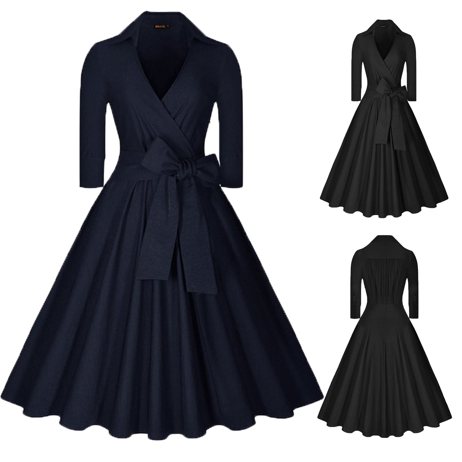 Popular Vintage 1940s Dresses-Buy Cheap Vintage 1940s Dresses lots ...