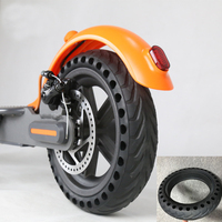 Xiaomi Mijia M365 Electric Scooter Skateboard Hollow Non Pneumatic Solid Tyres Damping Tires For Front Rear
