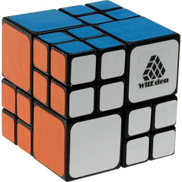 WitEden AI Bandaged Cubo Profesional Cubo Mágico Velocidad Cubos Del Rompecabezas Iq Juguetes Clásicos Para Niños Dropshipping